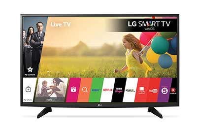 شکل-تلویزیون هوشمند الجی