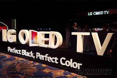 شکل1-تلویزیون OLED