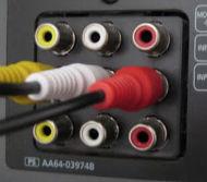 شکل11- انواع ورودی تلویزیون- پورت کامپوزیت Composite