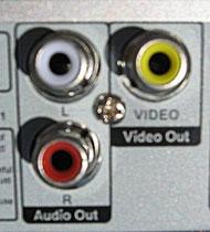 شکل12- پورت خروجی ویدیو یا Video Out