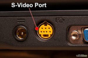 شکل13-پورت Separated Video (یا S-Video)