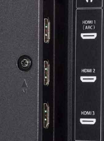 شکل1- ورودی یا پورت HDMI