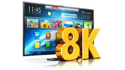 شکل -تلویزیون 8k چیست