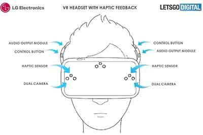 شکل-هدست واقعیت مجازی