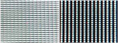 چگونگی شکل گرفتن استانداردهای تصویری تلویزیون 8K