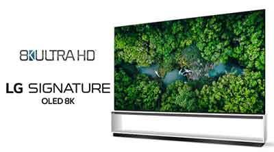 شکل - نشان و عنوان 8K ULTRA HD