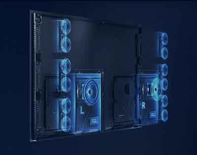 شکل2- مجهز شدن هواوی ویژن ایکس ۶۵ به یک دوربین
