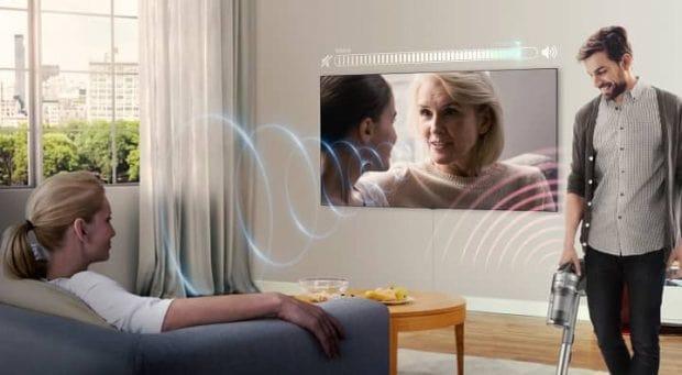 شکل - تلویزیون های ۲۰۲۰ QLED سامسونگ